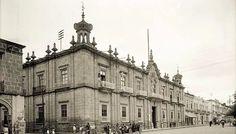 Palacio de Gobierno años 30s.