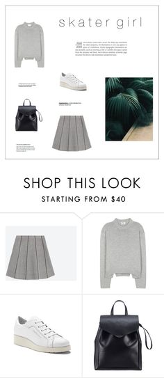 """Untitled #480"" by zitanagy ❤ liked on Polyvore featuring Zara, Acne Studios, Loeffler Randall, women's clothing, women, female, woman, misses and juniors"