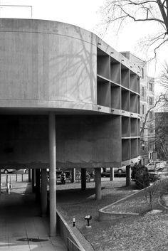 Le Corbusier | Carpenter Center for the visual arts at Harvard University (1963)