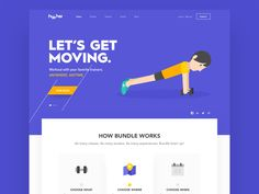Hypber l Landing Page
