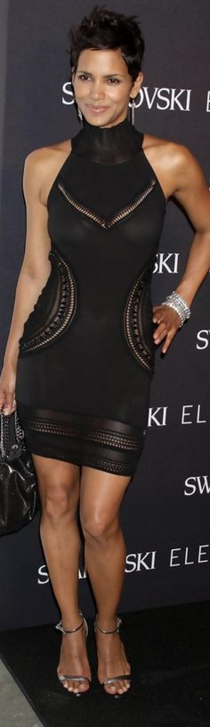 Halle Barry in Roberto Cavalli