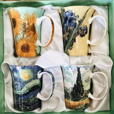 Van Gogh Cups