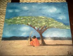 Tilly Willis- The Shady Tree 1992