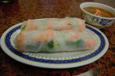Pho Thanh Restaurant 1702 W. Lauren Bailey, Phoenix Restaurants, Baileys, Fresh Rolls, Ethnic Recipes, Food, Meals, Yemek, Eten