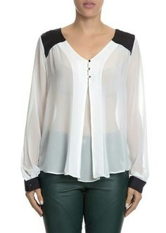 Blouses for women – Lady Dress Designs Short Tops, Long Tops, Dress Patterns, Blouse Designs, Shirt Blouses, Blouses For Women, Plus Size Fashion, Shirt Style, Designer Dresses