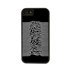 CellPowerCasesTM Joy Division Unknown Pleasures - Protective 2 Layer... ($13) ❤ liked on Polyvore
