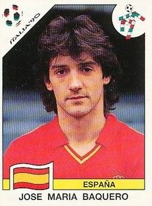 José Baquero - Spain