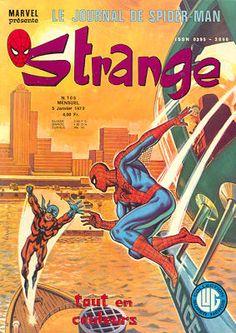 Couverture de Strange -109 - Strange 109
