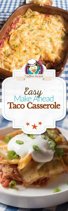 This make ahead Taco Casserole is the perfect recipe for a week night.  Simple to prepare, and so delicious. {title} Be sure to enter to Win a Game #WinTheCrowdWM #AD
