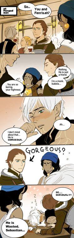 Dragon age2-manga by go-ma on DeviantArt