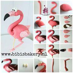 flamingo diy
