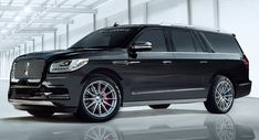 Hennessey Boosts The Lincoln Navigator To 600 Horsepower #news #Hennessey