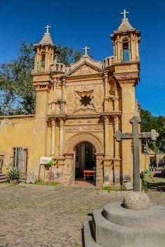 Capilla de Molino de Flores, Texcoco, EDOMEX
