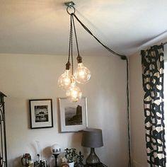 Lighting in the bedroom or living room