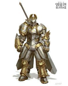 Mabinogi Heroes Armor