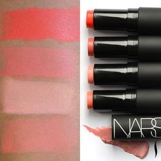 """""""Matte Multiples give new possibilities and versatility. There's no rules no right way or wrong way."""" -François Nars @Vanessa Samurio Samurio Walker Cosmetics"""