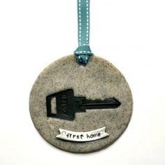 This sweet house key...