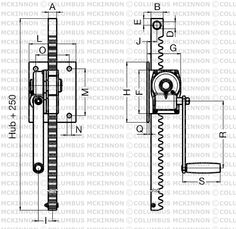 Image Result For Table Lift With Crank Mechanism For