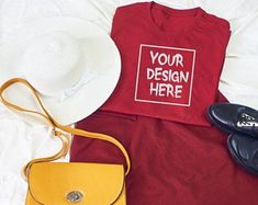 each week new sytlish mockups by Bellamocks on Etsy News Design, Marketing And Advertising, Mockup, Your Design, Trending Outfits, Etsy, Miniatures, Model