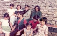 Spot #SalmanKhan In A Picture From Childhood Time !!