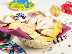 Chiacchiere al forno | Cookaround