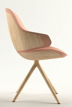 takeovertime Product Design #productdesign: Design Products, Modern Chairs, Desks Chairs, Design Chairs Wood, Modern Furniture Design, Design Ideas Pastel, Products Design, Chairs Design, Design Furniture