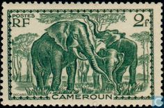 Cameroon [CMR] - Current series 1939