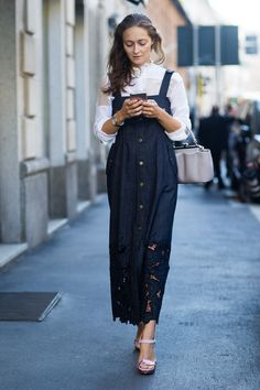 The Best Street Style of Milan Fashion Week Spring 2016