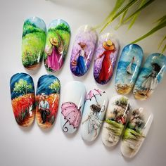 let's take a look at the 80 Awesome Acrylic Almond Nails Designs we have collected for you. They are very useful for almond nails. Acrylic Nail Designs, Nail Art Designs, Acrylic Nails, Cute Nails, Pretty Nails, Summer Nails 2018, Nailart, Gothic Nails, Almond Nails Designs