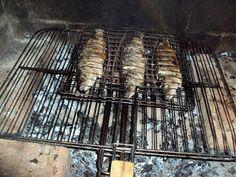 Portugal vakantieland: Robalo: de lekkerste vis op de bbq in Portugal vakantieland