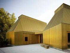 TECU® Brass per il recupero di un edificio del XIV secolo