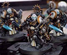 Warhammer Figures, Warhammer Paint, Warhammer Models, Warhammer 40k Miniatures, Warhammer 40000, Eternal Crusade, Dark Angels 40k, Miniaturas Warhammer 40k, 40k Armies