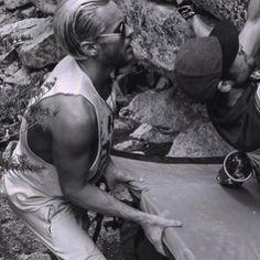 Jared Leto climber