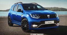 Novi Dacia Duster zamišljen s troja vrata, kao pickup i GT Dacia Duster 2018, Renault Megane Gt, Nissan, 2017 Acura Nsx, Small Luxury Cars, Hot Rides, Street Bikes, Car Brands, Concept Cars