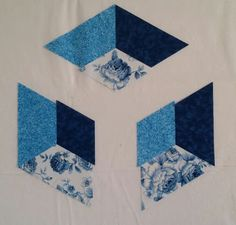 Welcome to A 3D Hexagon - Easy Y Seams Table Runner Project Part 3 of 3 By Paco Rich It is important that you read through eve...