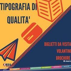 Scegli la qualità per la presentazione della tua immagine!!!  #Bsacommunication #tuttoperlatuaimmagine http://www.bsacommunication.com/servizi/stampa-e-tipografia-materiale-pubblicitario/Stampa%20Volantini