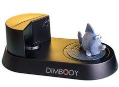 DIMBODY 3D: la risposta italiana ai 3D Desktop Scanner