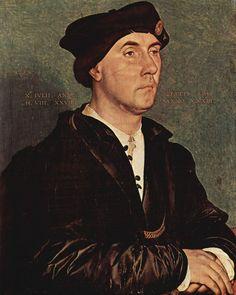 Hans Holbein Self Portrait Wikiart.org - the encyclopedia of painting