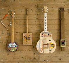 Instrumentos Reciglados