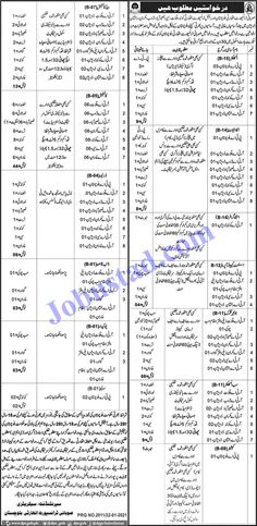 Provincial Transport Authority Balochistan Jobs 2021 has been announced through the advertisement and applications from the suitable persons are invited on the prescribed application form. In these Latest Government of Balochistan Jobs the eligible Male/Female candidates from across the country can apply through the procedure defined by the organization and can get these Jobs in Pakistan 2021 after the complete recruitment process.
