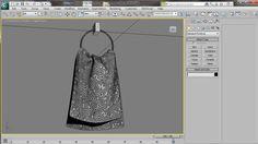 3ds Max Cloth Modifier