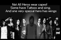Mitch Lucker GUYS THIS POST MADE MY FRAGILE EMOTIONS CRUMBLE! I miss Mitch.-.