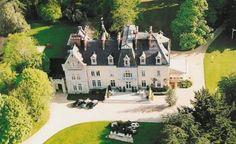 Dijon (Burgundy), France: Chateau La Chassagne