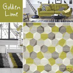 pantone golden lime interior design color trends