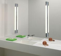 Id es d 39 clairage de miroir pour la salle de bain - Eclairage salle de bain lapeyre ...