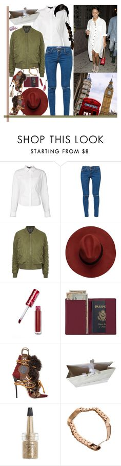 """11/8 T R A P S O U L"" by valentinamarie ❤ liked on Polyvore featuring Therapy, Alexander Wang, Topshop, Lime Crime, Royce Leather, Dsquared2, Jimmy Choo, H&M and Oozoo"
