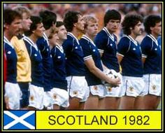 Scotland team line up in Football Stickers, Retro Football, Football Pictures, Football Team, Dundee United, I Have A Dream, Liverpool Fc, Lineup, Childhood Memories