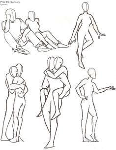 drawing reference poses - Google Search