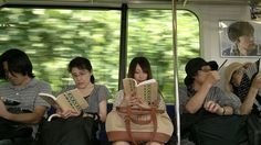 reading on the go