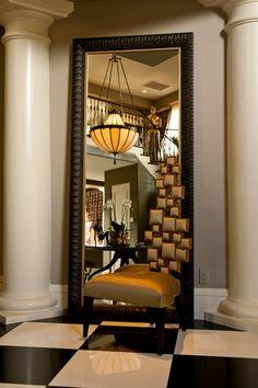 decor, mirror, interior design, chair, dream